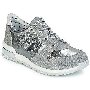 Čevlji  Deklice Balerinke Catimini CHOCHOTTE Siva