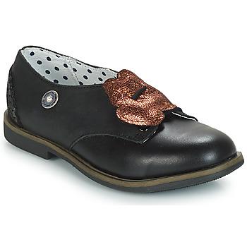 Čevlji  Deklice Nizke superge Catimini CAVILLE Črna