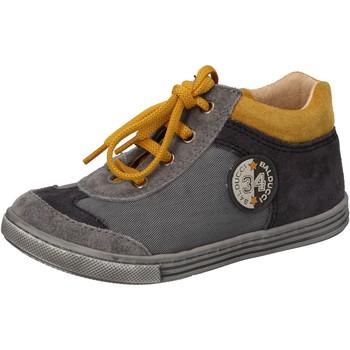 Čevlji  Dečki Visoke superge Balducci Superge AD595 Siva