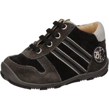 Čevlji  Dečki Visoke superge Balducci Superge AD596 Črna