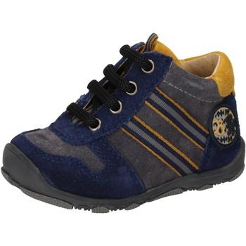 Čevlji  Dečki Visoke superge Balducci Superge AD597 Modra