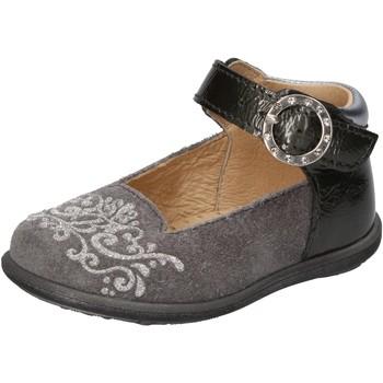 Čevlji  Deklice Balerinke Balducci Balerinke AD599 Siva