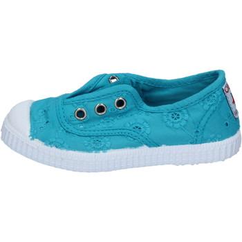 Čevlji  Deklice Tenis Cienta Superge AD784 Modra