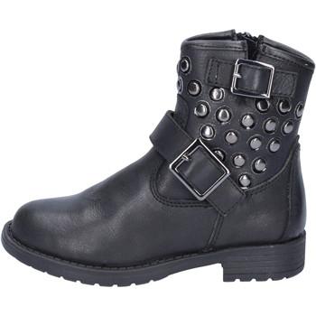 Čevlji  Deklice Gležnjarji Didiblu Gležnarji AD981 Črna