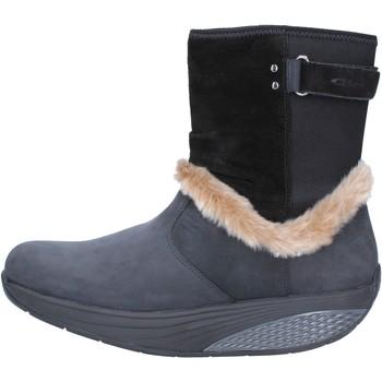 Čevlji  Ženske Gležnjarji Mbt Gležnarji AB217 Črna