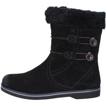 Čevlji  Ženske Škornji za sneg Mbt Gležnarji AB232 Črna