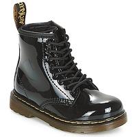 Čevlji  Deklice Polškornji Dr Martens 1460 PATENT CADET Črna