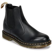 Čevlji  Polškornji Dr Martens 2976 VEGAN Črna