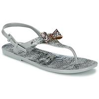 Čevlji  Ženske Sandali & Odprti čevlji Colors of California SNAKE SANDAL Siva