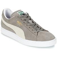 Čevlji  Nizke superge Puma SUEDE CLASSIC + Siva