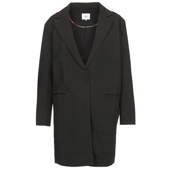 Oblačila Ženske Plašči Suncoo EVY Črna