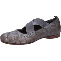 Čevlji  Ženske Balerinke Moma AB367 Siva