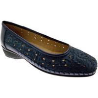 Čevlji  Ženske Balerinke Calzaturificio Loren LOK3983bl blu