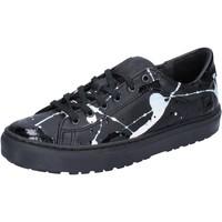 Čevlji  Ženske Nizke superge Date AB561 Črna