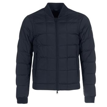 Oblačila Moški Puhovke Emporio Armani REWA Modra