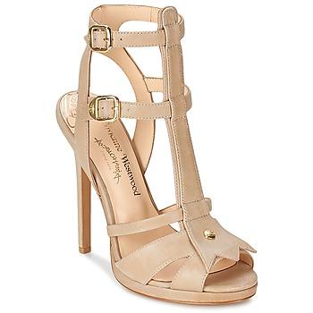 Čevlji  Ženske Sandali & Odprti čevlji Vivienne Westwood CAVIL Bež