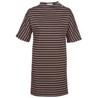 Oblačila Ženske Kratke obleke Petit Bateau TUESDAY Rumena