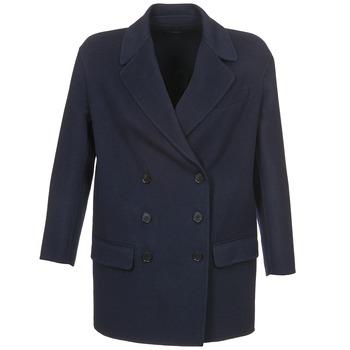 Oblačila Ženske Plašči Joseph DOBBLE Modra
