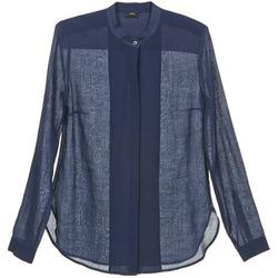 Oblačila Ženske Topi & Bluze Joseph LO Modra