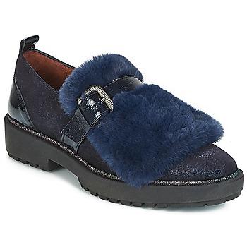 Čevlji  Ženske Čevlji Derby Hispanitas CURRY Modra
