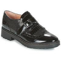 Čevlji  Ženske Čevlji Derby Karston ONAX Črna