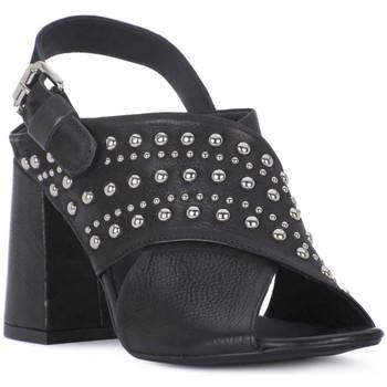 Čevlji  Ženske Sandali & Odprti čevlji Juice Shoes SANDALO ISCO TEVERE Nero
