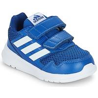 Čevlji  Otroci Nizke superge adidas Originals ALTARUN CF I Modra