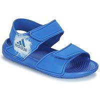 Čevlji  Otroci Sandali & Odprti čevlji adidas Originals ALTASWIM C Modra
