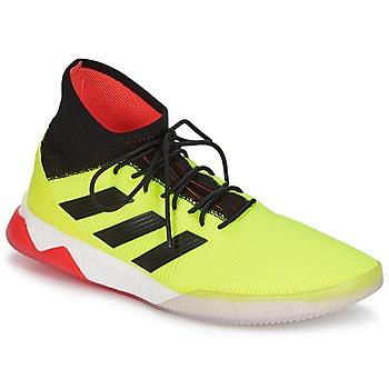 Čevlji  Moški Nogomet adidas Performance PREDATOR TANGO 18.1 TR Rumena / Črna / Rdeča