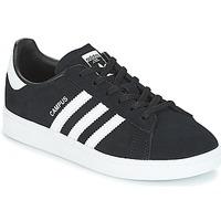 Čevlji  Otroci Nizke superge adidas Originals CAMPUS C Črna