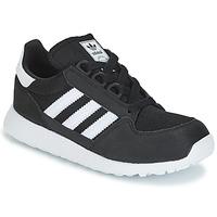 Čevlji  Otroci Nizke superge adidas Originals OREGON C Črna