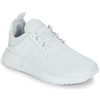 Čevlji  Otroci Nizke superge adidas Originals X_PLR J Bela