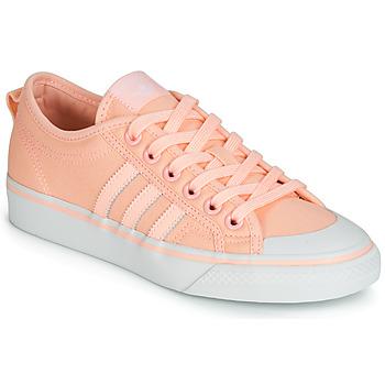 Čevlji  Ženske Nizke superge adidas Originals NIZZA W Rožnata