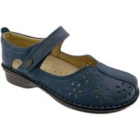 Čevlji  Ženske Balerinke Calzaturificio Loren LOM2313bl blu