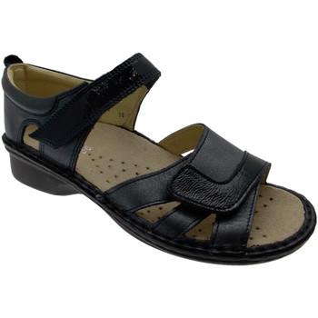 Čevlji  Ženske Sandali & Odprti čevlji Calzaturificio Loren LOM2524bl blu