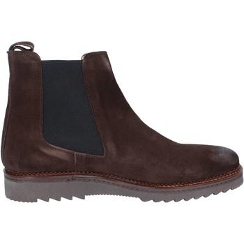 Čevlji  Moški Polškornji Salvo Barone Gležnarji BZ141 Kostanjeva