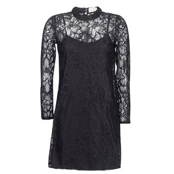 Oblačila Ženske Kratke obleke Molly Bracken ZEDEL Črna
