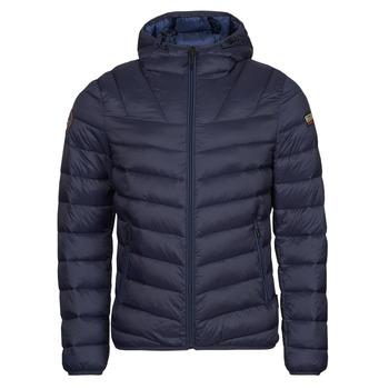 Oblačila Moški Puhovke Napapijri AERONS Modra
