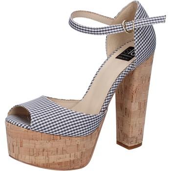 Čevlji  Ženske Sandali & Odprti čevlji Islo Sandale BZ223 Črna