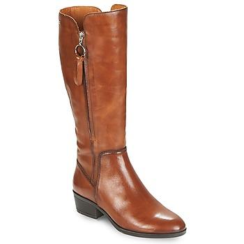 Čevlji  Ženske Mestni škornji    Pikolinos DAROCA W1U Kamel
