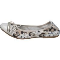 Čevlji  Ženske Balerinke Crown Balerinke BZ939 Bež