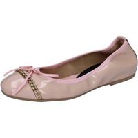 Čevlji  Ženske Balerinke Crown Balerinke BZ941 Rožnata