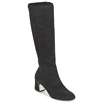 Čevlji  Ženske Mestni škornji    Moony Mood JORDANA Črna