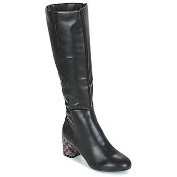 Čevlji  Ženske Mestni škornji    Moony Mood JISMIA Črna