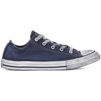 Čevlji  Dečki Nizke superge Converse ALL STAR LO CANVAS LTD NAVY Blu