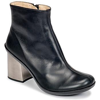 Čevlji  Ženske Gležnjarji Neosens MARQUES DE CACERES Črna