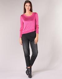 Oblačila Ženske Jeans straight Diesel ALYS Črna / 069bg