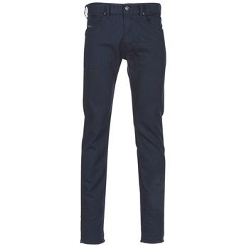 Oblačila Moški Kavbojke slim Diesel THOMMER Modra / 085aq