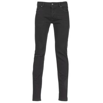 Oblačila Moški Jeans skinny Diesel SLEENKER Črna / 084zn