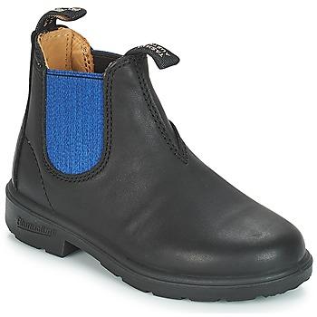 Čevlji  Otroci Polškornji Blundstone KIDS BOOT Črna / Modra